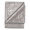 TEKTON Multi-Purpose Silver Tarps  (4 ft. x 6 ft. to 20 ft. x 30 ft.) from Hanover Tool